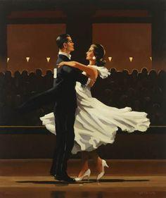 Take this Waltz.   Jack Vettriano