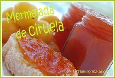Mermelada de Ciruelas Thermomix