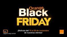Si el lunes es el peor día de la semana ¡el viernes es el mejor! Celebra el viernes 24, el Orange Black Friday en Castellón con ofertas, promociones y descuentos que hemos preparado para ti.