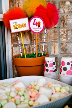 The Lorax Party ~ I Do Events