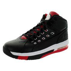 Nike Jordan Men's Jordan Ol'School /White/Gym Red Basketball Shoe