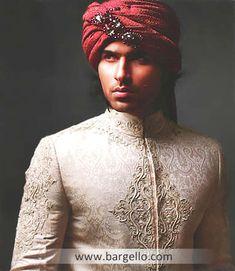 M612 #MenSherwani #menswear #groomwear #weddingsherwani Men's #Sherwani #IndianSherwani UK USA Canada Australia Saudi Arabaia Japan Bahrain Kuwait Norway Sweden New Zealand
