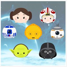 http://kraftynook.blogspot.com/2016/02/tsum-tsum-star-wars-fan-art.html