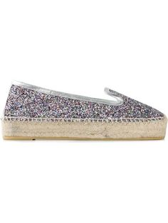 Shop Alexander McQueen glitter embellished espadrilles in Fiacchini from the world's best independent boutiques at farfetch.com. Shop 300 boutiques at one address.