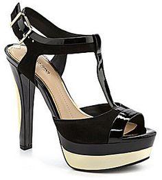c902c283e51 Gianni Bini Finn T-Strap Sandals at Dillard s.
