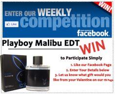 Win Playboy Malibu EDT