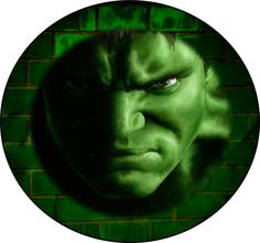 Free The Incredible Hulk Party Ideas - Creative Printables