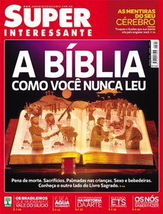 Capa revista Superinteressante • Junho 2012