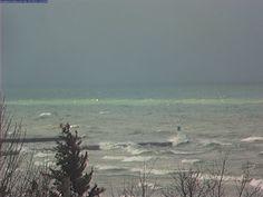 Lake Michigan Spyglass Cam!