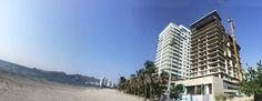 Ambar Oceanic, Localizado en Playa Salguero, considerado el nuevo polo de desarrollo residencial exclusivo de la ciudad. Esta zona se caracteriza por sus 2 kilómetros de playas tranquilas y por la generosidad urbanística de sus vías de acceso.