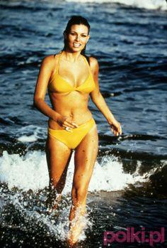 Raquel Welch w słynnym bikini