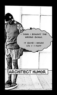 Jokes About Architects architects, then and now! #architects #interiordesign #comic
