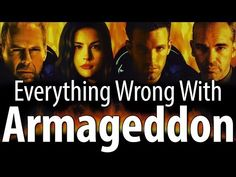 Everything Wrong With Armageddon In 14 Minutes Or Less - YouTube