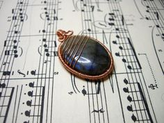 Copper and Labradorite a gift for a friend
