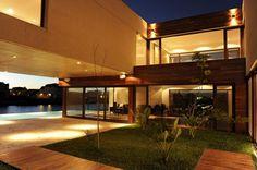 House Ef / Fritz + Fritz Arquitectos: