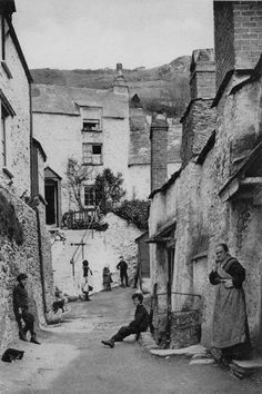 Photos of Devon and Cornwall in the West Country,Photos on Canvas,digital art Polperro Cornwall, St Ives Cornwall, Devon And Cornwall, Cornwall England, Yorkshire England, Yorkshire Dales, Old Pictures, Old Photos, St Just