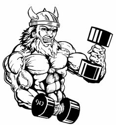 588x636 Viking Clipart Weightlifting Animated Clipart, Clipart Images, Clipart Gallery, Gym Gear, Design Projects, Vikings, Coloring Pages, Clip Art, Animation