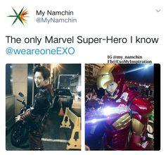 My Namchin #exo #chanyeol