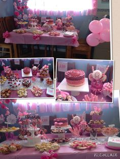 Pretty, delicious and pink only at Emma's Breakfast!
