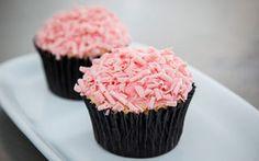 Cupcake de bicho-de-pé