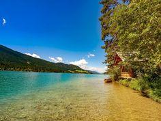 Rettet die Kärntner Seen! | Hier wohnt das Glück Seen, River, Mountains, Nature, Outdoor, Public Bathing, Communities Unit, Tourism, Naturaleza