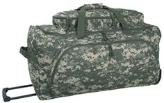 ACU Rolling Duffle | Army | Military | Bags | Luggage
