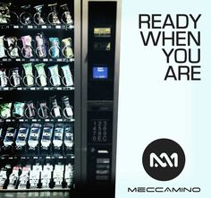 Ready when you are - Meccamino
