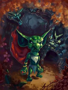 Goblins by Pauscorpi on Etsy, £36.50