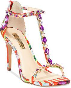 INC International Concepts Women's Rylee2 High Heel Sandals at Macy's