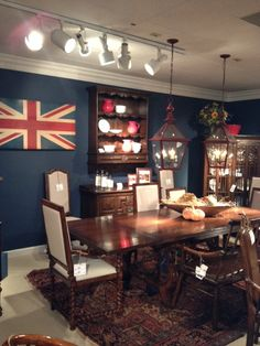 British rustic look @High Point Market Style Spotters Fall 2013 @High Point Market  #hpmkt #jonathancharles