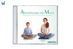 CD (von Dr. Sabine Kubesch/Darya Lenz):  Mit Atemübungen die Aufmerksamkeit steuern lernen, Alltagsstress abbauen und dabei die angstreduzierenden und motivationssteigernden Effekte der Musik nutzen.  https://shop.wehrfritz.de/de_DE/Atemuebungen-mit-Musik-Entspannung-Schule-and-Hort/p/088582_1?zg=schule_hort&ref_id=60847 #stressfrei #Alltag #Musik #Motivation #Wehrfritz