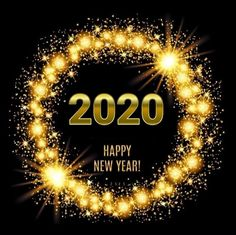 Happy New year from all of us We wish you the best of Love and light ❤️ Happy New Years Eve, Happy New Year Quotes, Happy New Year Images, Quotes About New Year, Happy New Year 2019, New Year Wishes, New Year Greetings, Merry Christmas And Happy New Year, Happy Year