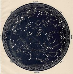 stars Astronomy map constellations alchemy occult constellation star chart star map archeoastronomy constellation map ancient star chart ancient star map old star chart old star map constellatia old constellation chart medieval astronomy ancient astronomy