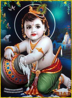 What Should We Do On Janmashtami? Bal Krishna Photo, Krishna Lila, Little Krishna, Krishna Hindu, Krishna Statue, Baby Krishna, Cute Krishna, Durga, Radhe Krishna Wallpapers