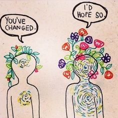 Have you changed lately?