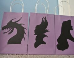 Maleficent Goody Bags