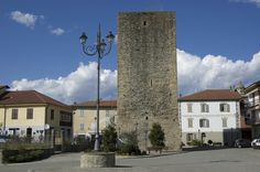 Torre medievale , Cartosio, Alto Monferrato