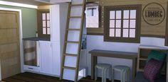 Prototype québécois - Tiny House Lumbec
