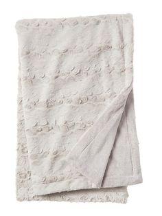 Faux Fur Blanket - Athleta