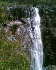 Apsley Falls near Walcha in NSW Australia