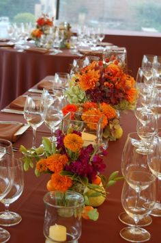 Country Garden Flowers - Napa and Sonoma County Wedding Florist Hall Winery, Centerpieces, Table Decorations, Organic Fruit, Sonoma County, Fall Flowers, Fall Wedding, Sweet Home, Weddings