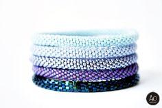 aga opalinska: kwiecień 2014 Beadwork, Beading, Aga, Cuff Bracelets, Jewelry, Beads, Jewlery, Jewerly, Pearl Embroidery