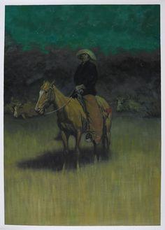 "/""The Hussar/"" by American  Frederic Remington 11x14 Print War Art"