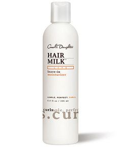 Carol's Daughter Hair Milk Lite Leave-In Moisturizer, 8 oz Web ID: 697778