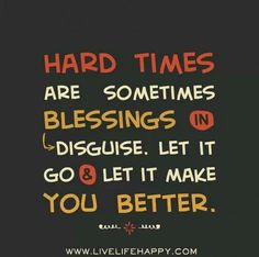 Hard Times.Blessing