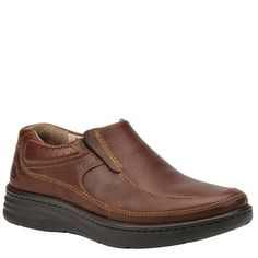 Drew Shoe Men's Bexley Loafers,Brown,9.5 N