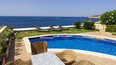 Luxusimmobilie Mallorca :in erster Meeresliniei in Nova Santa Ponsa