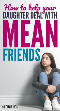 Mean girls, they're everywhere in middle school. The best way to deal with girl drama is to expect it. Read this to prep your daughter on the four ways that grade, grade and middle school girls react when confronted. via No Guilt Mom Girl Drama Quotes, Teen Quotes, Raising Girls, Raising Daughters, Parenting Teens, Parenting Advice, Google Classroom, Middle School Drama, Dance Outfit