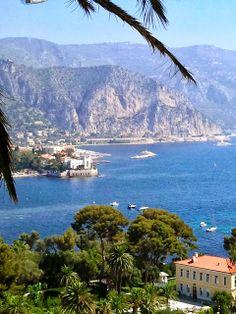 One of my favourite weekend getaway spots! Beaulieu sur Mer , South France, Cote D'Azur