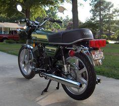 Yamaha RD 400 original
